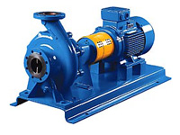Combinorm Johnson Pump