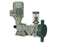 Pompa dosatrice a membrana idraulica con valvola di sicurezza integrata - tipo BR - Doseuro
