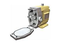 Pompa a lobi con rotori tri-lobo TopLobe Johnson Pump